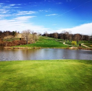 Ed Faehr Golf Scenery